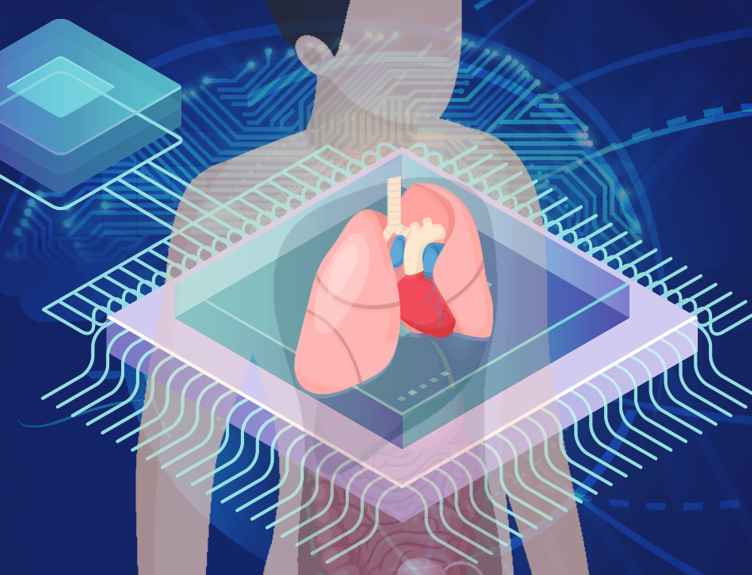 Monitoring solution for accessing lung and heart diseases
